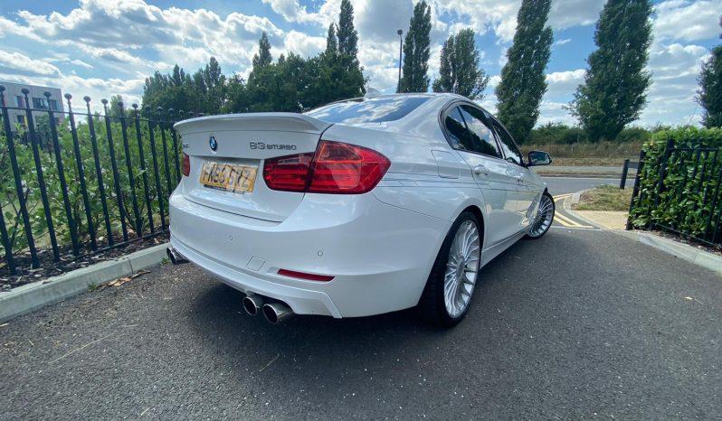 2013/63 reg BMW ALPINA B3 BI-TURBO full
