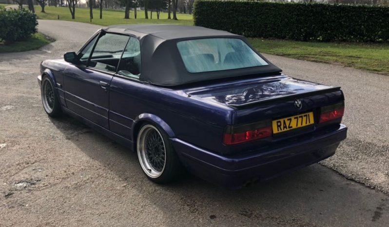 1988 E30 320I MTEC 2 KIT full