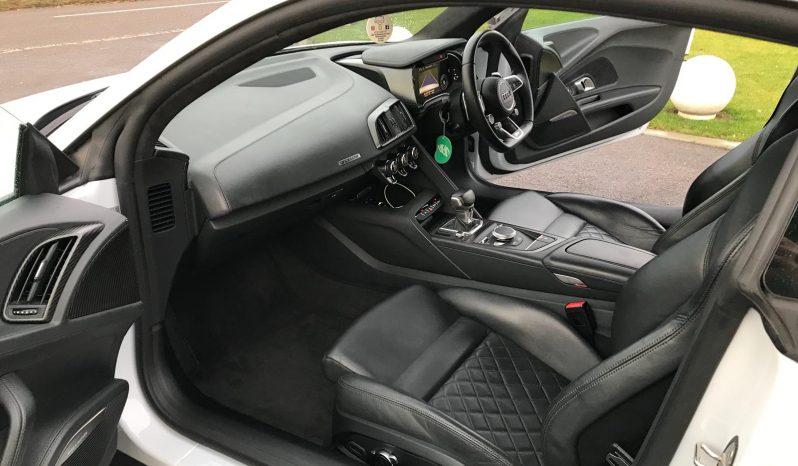 2016/66 REG AUDI R8 V10 PLUS CARBON PACK ( £30k OPTIONAL EXTRAS ) SUPER SPORTS SEATS full