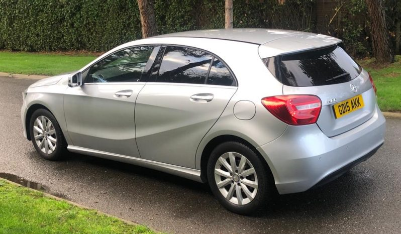 Used Mercedes-Benz A150 2015 Hatch-Back full