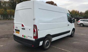 Used Vauxhall MOVANO 2016 Van full